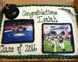Graduation Isaiah
