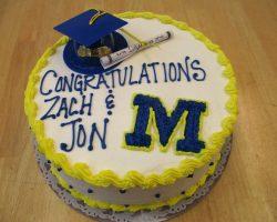 M graduation