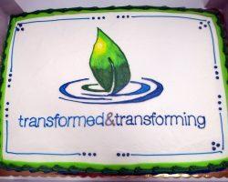 Transformed & Transforming