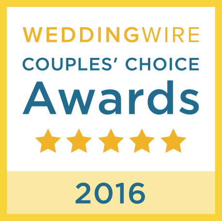 Wedding Wire Couples Choice - 2016